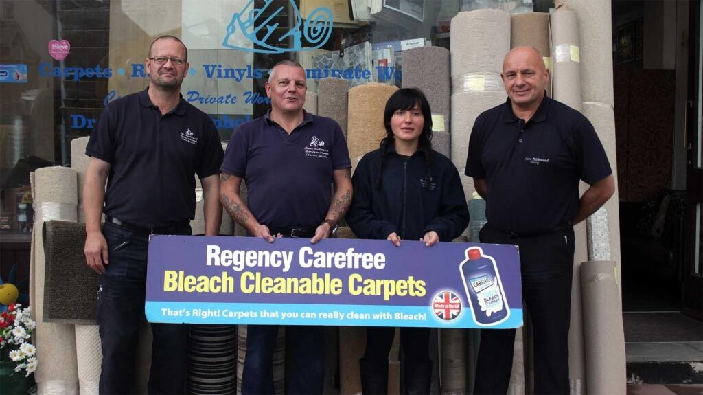 About Us Steve Richmond Carpets